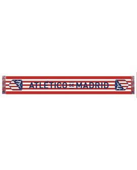Sciarpa Ufficiale Atletico Madrid ATM4BUF3 - AMSCRJ2