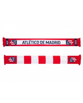 Sciarpa Ufficiale Atletico Madrid modello tubolare - AMSCRT1