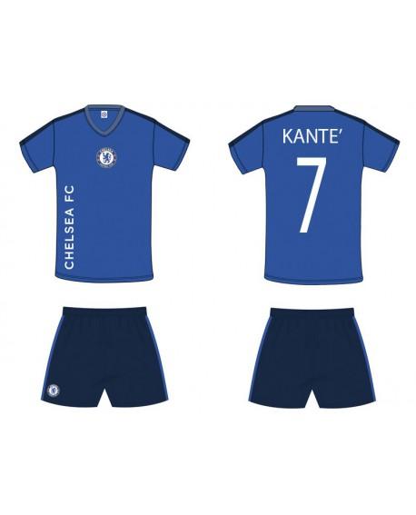 Kit maglia piu' pantaloncino Calcio Ufficiale Chel - CHKA19C