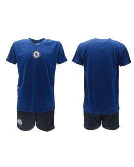 Kit maglia piu' pantaloncino Calcio Ufficiale Chel - CHNE19C