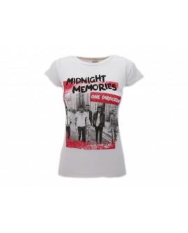 T-shirt One Direction Ragazza - Midnight Memories - ODMIDM.BI