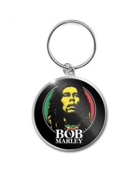 Portachiavi Bob Marley BMAKEY03 - PCMBOB1