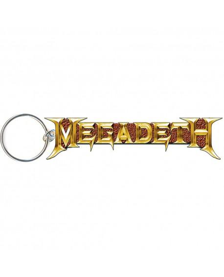 Portachiavi Megadeth MEGAKEY02 - PCMMEG1