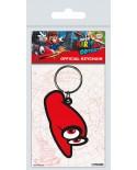 Portachiavi Nintendo Super Mario RK38752 - PCSMB1