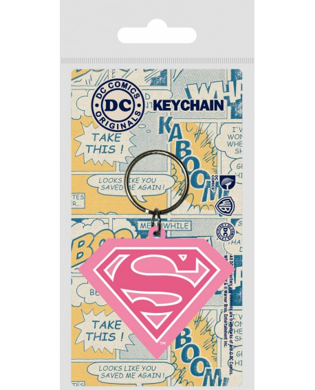 Portachiavi Supergirl RK38057 - PCSU1