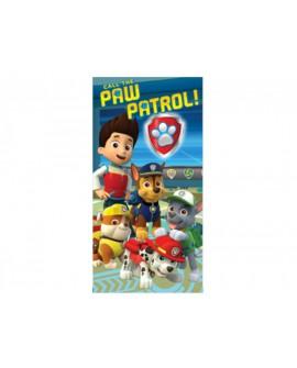 Telo da Mare Paw Patrol 100% Poliestre - PAWTEL2