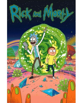 Poster Rick And Morty PP34064 - PSRAM2