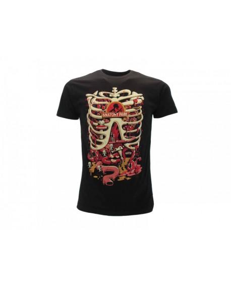 T-Shirt Rick And Morty Anatomy Park - RAM3.NR