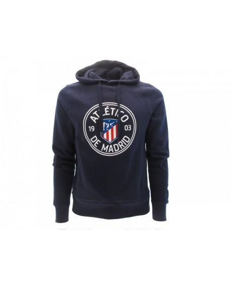 Felpa Atletico Madrid Ufficiale ATMN - AMF1