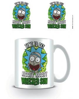 Tazza Rick And Morty MG24857 - TZRAM1