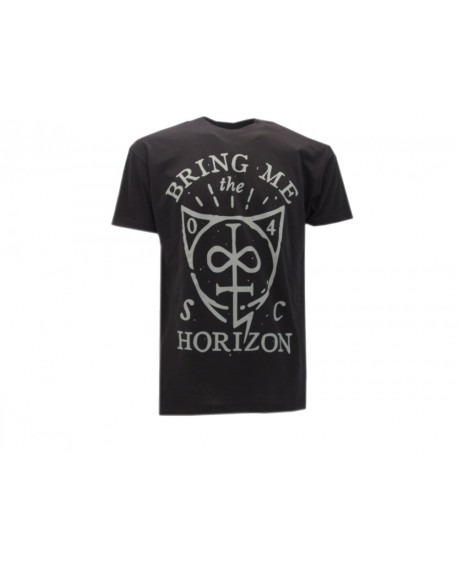 T-Shirt Music Bring me the Horizon - Logo - RBML