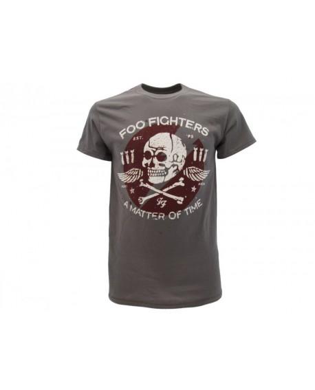 T-Shirt Music Foo Fighters A matter time - RFF1