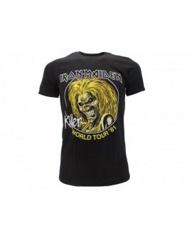 T-Shirt Music Iron Maiden - RIM1
