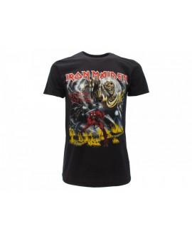 T-Shirt Music Iron Maiden - RIM2