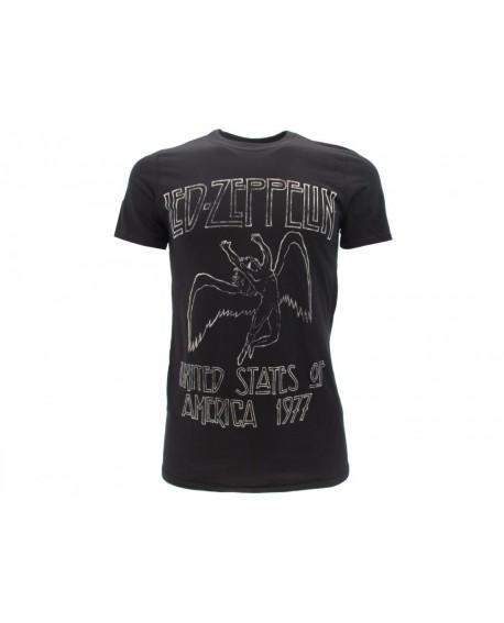 T-Shirt Music Led Zeppelin U. States of America 19 - RLZ1