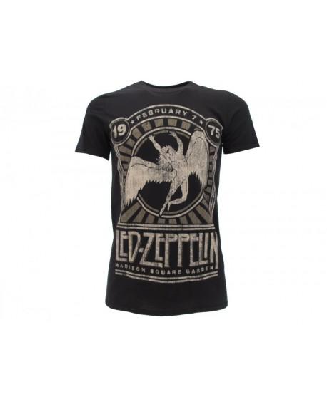 T-Shirt Music Led Zeppelin Madison Square Garden 7 - RLZ2