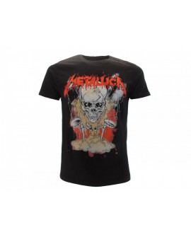 T-Shirt Music Metallica - RME4