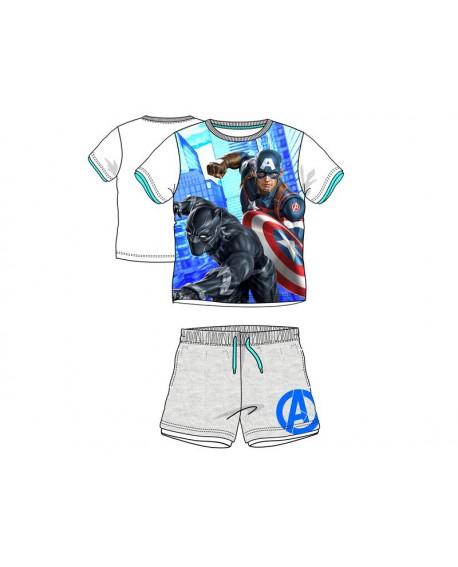 Box da 12pz di completi T-Shirt e Pantaloncino Ave - AVCOMP1