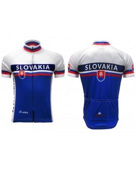 Maglia Ciclismo Slovacchia - CICSLOM01
