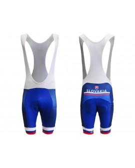 Pantaloni/Salopette Ciclismo Slovacchia - CICSLOP01