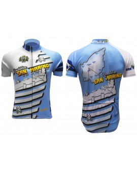 Maglia Ciclismo San Marino - CICSMM01