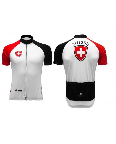 Maglia Ciclismo Svizzera - CICSVIM01