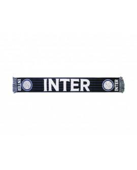 Sciarpa Ufficiale Inter  modello Jaquard - INTSCRJ5
