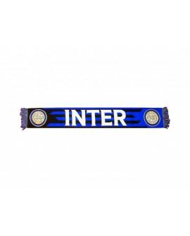 Sciarpa Ufficiale Inter modello Jacquard - INTSCRJ7