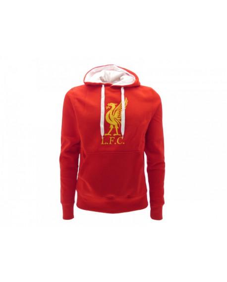 Felpa con cappuccio Ufficiale Liverpool F.C.  SR07 - LIFA1