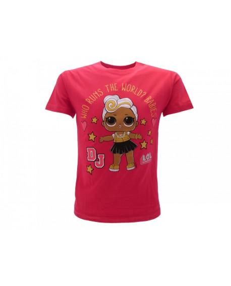 T-Shirt L.O.L. Surprise! Glitter - LOL5.FX