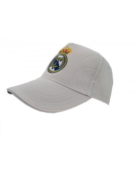 Cappello Ufficiale Real Madrid C.F. - RMCAP4.BI