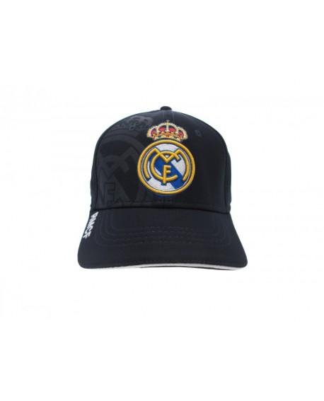 Cappello Ufficiale Real Madrid C.F.  RM3GO12 - RMCAP5.BN