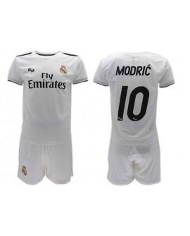 Kit maglia e pantaloncino Real Madrid Modric - RMMO19C
