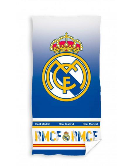 Telo da mare ufficiale Real Madrid C.F poliestre R - RMTEL1