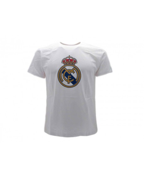 T-shirt Ufficiale Real Madrid C.F RM1CE2 - RMTSH1