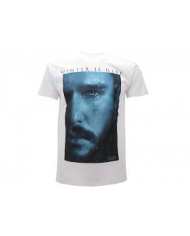 T-Shirt Trono di Spade Jon Snow - TDS11.BI