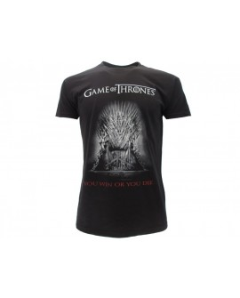 T-Shirt Games Of Thrones - TDS6.NR
