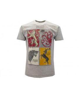 T-Shirt Games Of Thrones - TDS8.GR