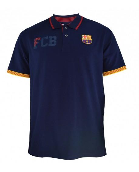Polo Ufficiale FCB Barcelona 5001PCA - BARPOL1