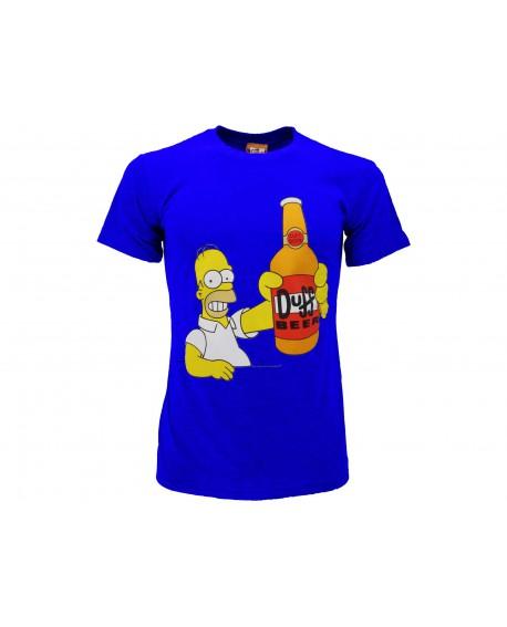 T-Shirt Simpsons Bottiglia - SIMBOT.BR