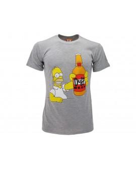 T-Shirt Simpsons Bottiglia - SIMBOT.GR