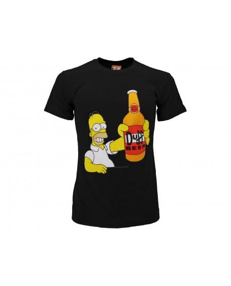 T-Shirt Simpsons Bottiglia - SIMBOT.NR