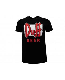 T-Shirt Simpsons Duff - SIMDUF.NR