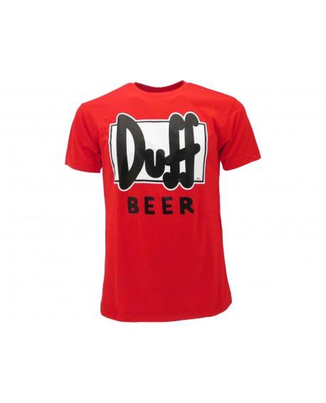T-Shirt Simpsons Duff - SIMDUF.RO