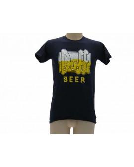 T-Shirt Simpsons Duff Bolle - SIMDUFB.BN