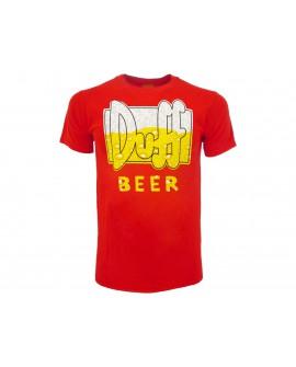T-Shirt Simpsons Duff Bolle - SIMDUFB.RO