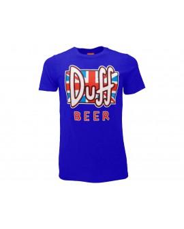 T-Shirt Simpsons Bandiera Inglese - SIMDUFIN.BR