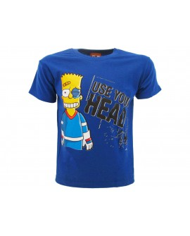 T-Shirt Simpsons use your head - SIMHEAD.BR