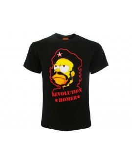 T-Shirt Simpsons Revolution - SIMREV.NR