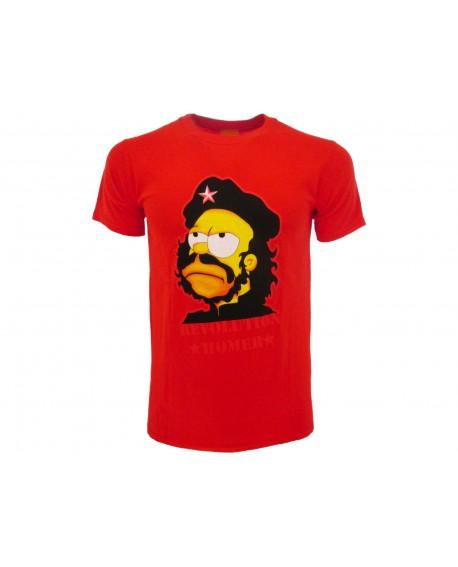 T-Shirt Simpsons Revolution - SIMREV.RO